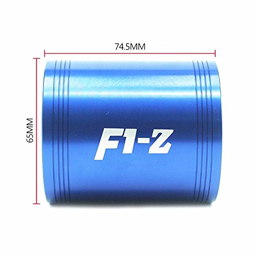 F1-Z Double Supercharger Turbine Turbo charger Air Intake Fuel Saver Fan by WOPUS (Image #3)