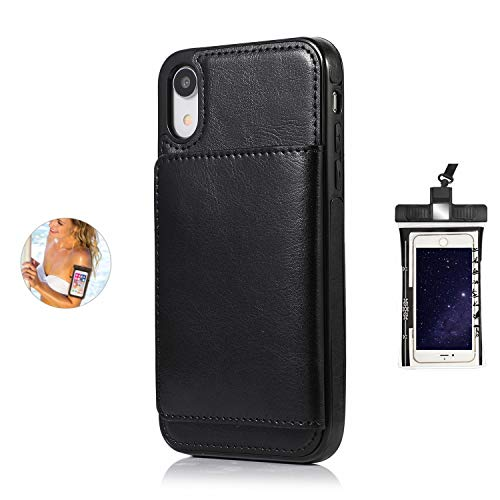 Dream2Fancy Leather Case for...