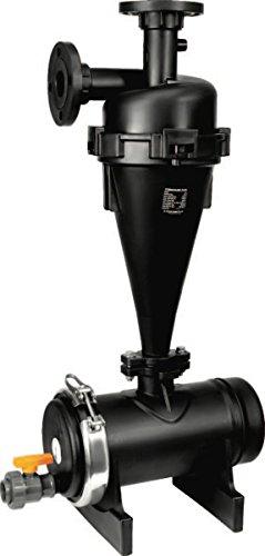 IrrigationKing RKHC225 Plastic Hydrocyclone Sand Separator, 110 GPM, - Separator Sand