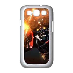 Samsung Galaxy S3 9300 Cell Phone Case White Defense Of The Ancients Dota 2 DOOM 002 LWY3529916KSL