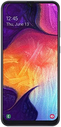 Samsung Galaxy A50 US Version Factory Unlocked Cell Phone with 64GB Memory, 6.4″ Screen, Black, [SM-A505UZKNXAA]