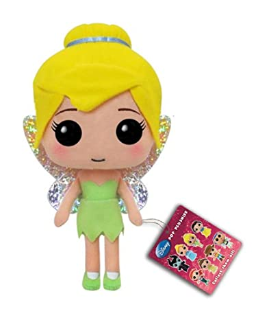 Amazon.com: Funko POP: Disney Tinker Bell Plush: Toys & Games