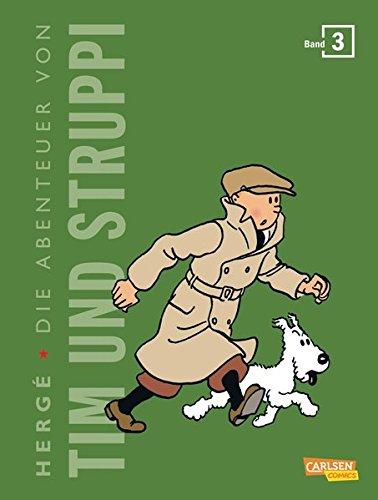 Tim und Struppi Kompaktausgabe 3 Gebundenes Buch – 28. Januar 2014 Hergé Carlsen 3551739080 Abenteuer