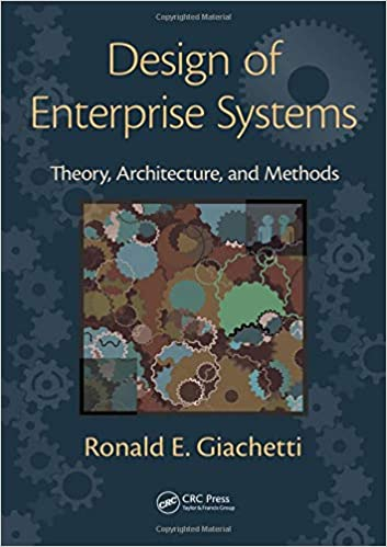 Amazon com: Design of Enterprise Systems: Theory