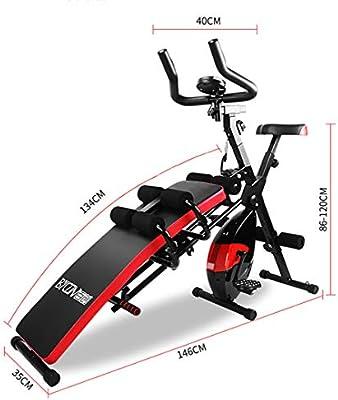 BF-DCGUN 7-en-1 Control magnético multifunción Bicicleta de ...