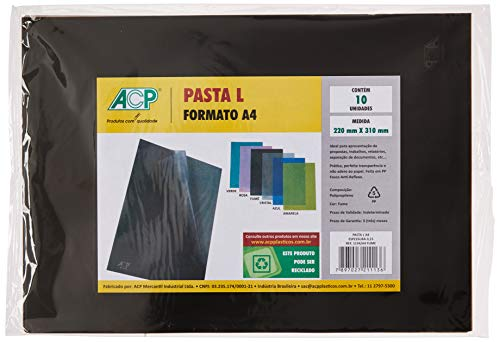 ACP 1134 A4 FM Multicor Pacote