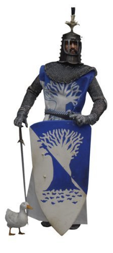 Terry Jones as Sir Bedevere from Monty Python and the Holy Grail by Sideshow Toy