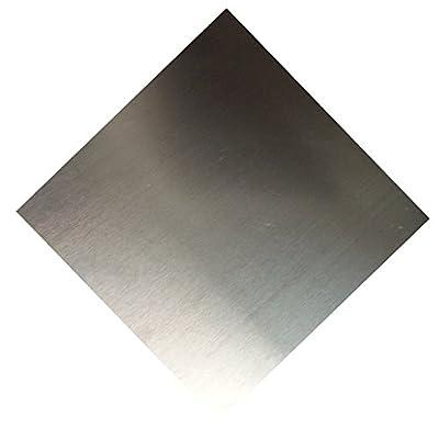 """RMP .249 3003 H14 Aluminum Sheet, 12"""" x 12"""""""