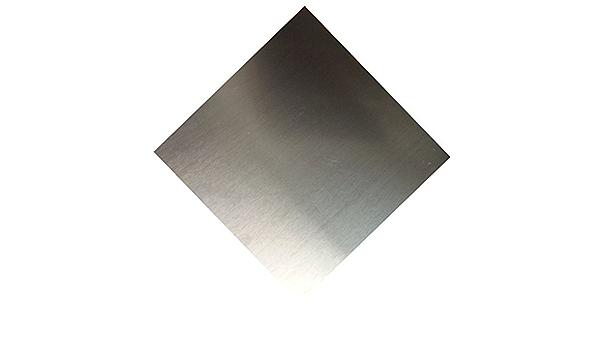 "0.063/""  THK 14GA 6 Inch X 6 Inch ALUMINUM PLATE 3003-H14 Stucco Pattern"
