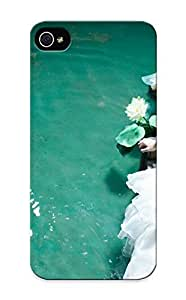 Honeyhoney Series Skin Ikey HTC One M8(women Brides Asians Rivers Lotus Flower )