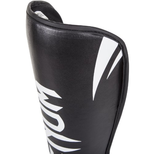 Venum Challenger Standup Shinguards, Black, Medium