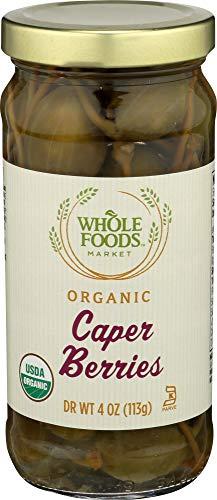 Whole Foods Market, Organic Caper Berries, 4 oz