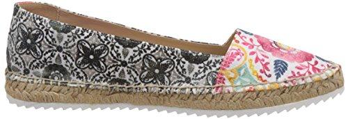 Desigual Nero gabriela 1 Shoes 2000 Ballerine Donna black wqwBZ5raxT