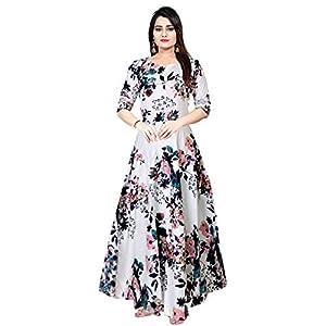 Khushi Print Floral Maxi Dress...