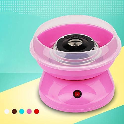 perg Transferencia Electirc Candy Making Machine Portable la Página de Inicio DIY algodón Azúcar Marshmallow Floss Maker: Amazon.es