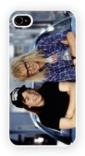 Wayne's World, iPhone 6+ (PLUS) cas, Etui de téléphone mobile - encre brillant impression