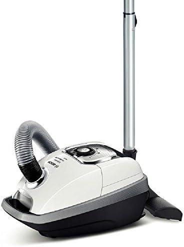 Bosch BGL8SIL59 - Aspiradora de trineo, 650 W, color blanco y negro: Amazon.es: Hogar
