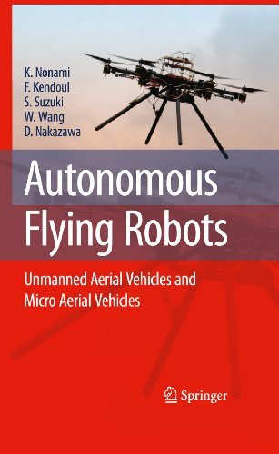 Download Autonomous Flying Robots: Unmanned Aerial Vehicles and Micro Aerial Vehicles Pdf