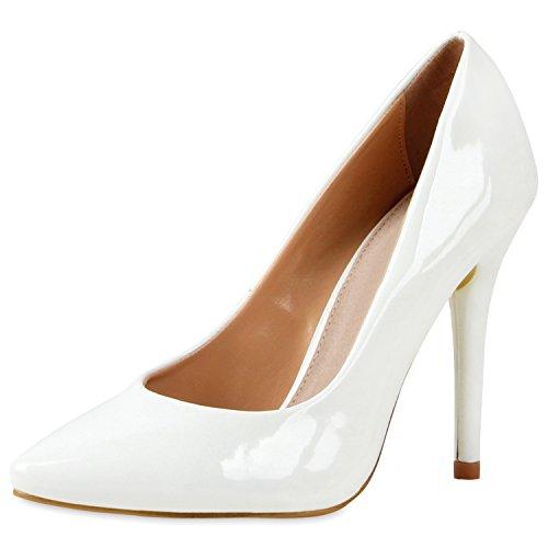 napoli-fashion - Cerrado Mujer Weiß