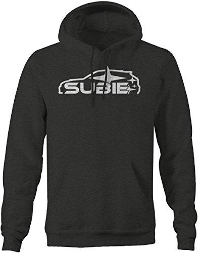 Subie Subaru Stars Wrx Sti Impreza Rs Turbo Sweatshirt   Large