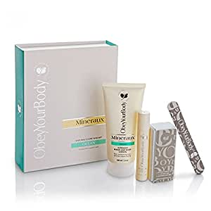 Obey Your Body Original Dead Sea Hand Perfection Nail Care Kit Ocean Fragrance
