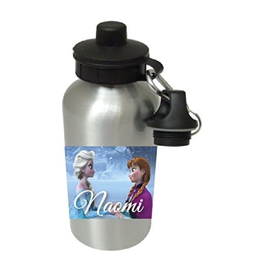 Frozen Elsa - Personalised Kids/Drinks/Sports Childrens Water Bottle