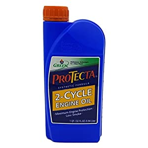 ProTecta Full Synthetic 2-Cycle, 2 Stroke Oil 1 Quart Bottle 32oz