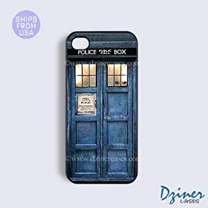 iPhone 5c Case - Vintage Doctor Who iPhone Cover
