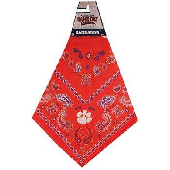 NCAA Clemson Tigers Team Color Bandana