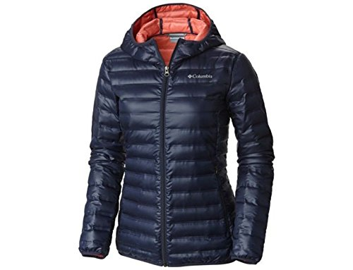 Columbia Sportswear Women\'s Flash Forward Hooded Down Jacket