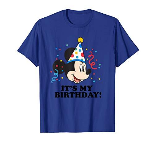 Disney Mickey Mouse �It�s My Birthday!�� T-Shirt