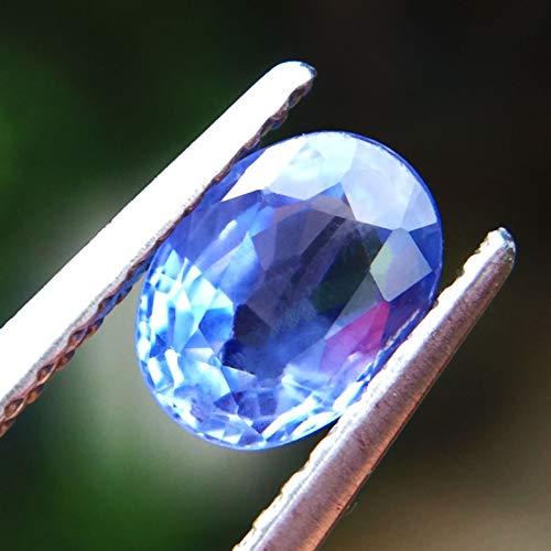 Lovemom 1.13ct Natural Oval Normal Heated Purple Sapphire Sri-Lanka #B by Lovemom (Image #4)