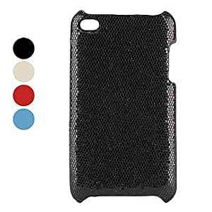 Glittery Paillette Hard Case for iPod Touch 4 (Assorted Colors) , Red