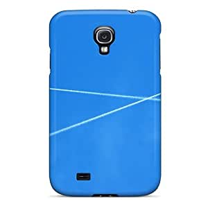 Fashionable Galaxy S4 Case Cover For Gentle Touch Protective Case