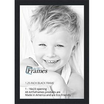 Amazon.com: Marco de fotos estilo platino 3,17 cm (1.25 ...