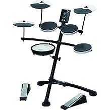 Roland TD1KV V-Drum Compact Electronic Drum Kit, Silent Kick, Mesh Snare Drum Head