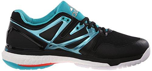 Adidas Women's Stabil Boost Volleyball Shoe, Core BlackSock