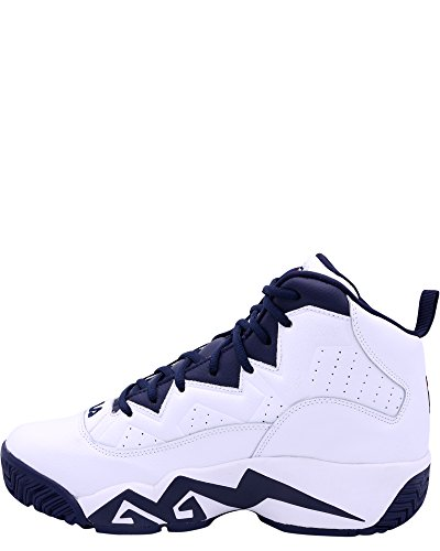 Fila Uomo Mb Heritage Sneaker Bianco / Navy / Rosso