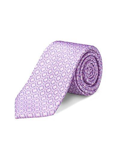 - Origin Ties Mens Floral Dot Handmade 100% Silk 2.5