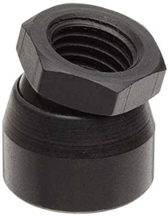 TE-CO 44306 Toggle Pad Black Oxide 5-Pack 5//8-11 Thread Size