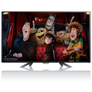 "49"" 4K Smart TV w Google Cast"
