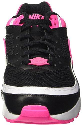 Nike Mädchen Air Max Bw (Gs) Gymnastik Nero (Black/Pink Blast-White)