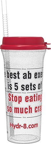 15be974044 Hydr-8 32oz Timed Water Bottle