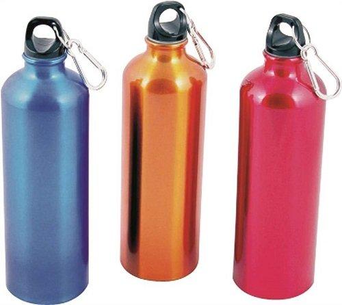Water Bottle Holder Craft - Chef Craft Aluminum Water Bottle, 25oz