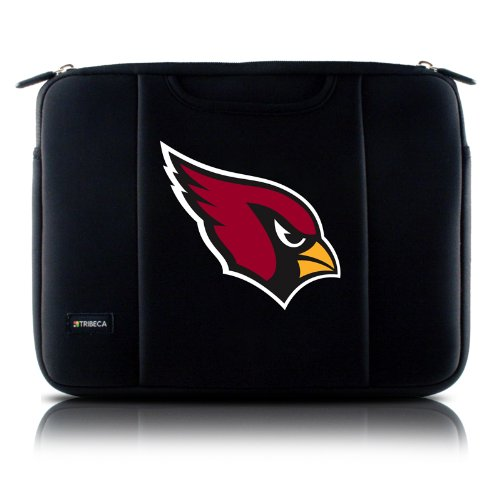 UPC 845933028314, NFL Arizona Cardinals Neoprene Sleeve for 13- to 14-Inch Laptop