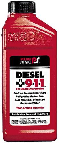 Power Service 8025-6PK Diesel 9-1-1 Fuel