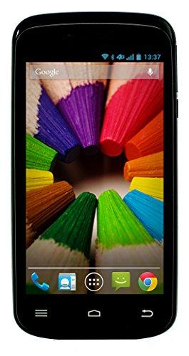 Quad Band Smartphones (Plum Axe Plus - Unlocked Smartphone - 4G HSPA+ QuadBand GSM - Black)