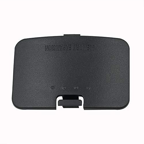 Mcbazel N64 Expansion Pak Memory Card Slot Cover Black