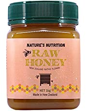 Nature's Nutrition Raw Honey, 1kg
