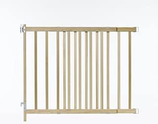 product image for GMI GuardMaster III Tall Wide Wood Slat Swing Gate
